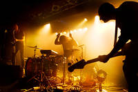 2011-11-18 - Kriget spelar på Debaser Slussen, Stockholm