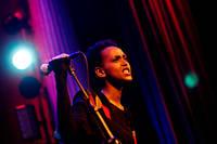 2012-02-03 - Manifestgalan performs at Nalen, Stockholm