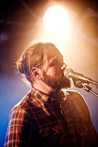 2012-01-25 - Rich Robinson spelar på Debaser Slussen, Stockholm