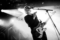2012-02-16 - The Raveonettes performs at ByLarm, Oslo