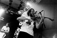 2012-02-18 - Den Svenska Björnstammen spelar på ByLarm, Oslo