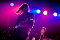 2012-02-20 - Last Days Of April spelar på Projekt7, Magdeburg