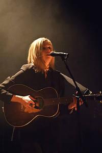 2012-02-25 - Anna Ternheim performs at Bierhübeli, Bern