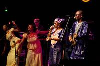 2012-03-03 - Amadou & Mariam spelar på Konserthuset, Stockholm