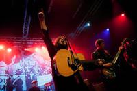 2012-04-27 - The Soundtrack Of Our Lives spelar på Pustervik, Göteborg