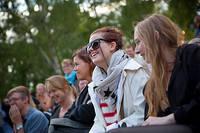 2012-06-30 - Teater Nu spelar på Peace & Love, Borlänge