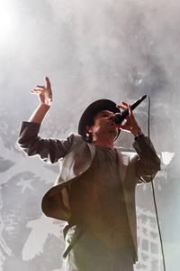 2012-07-05 - Thåström performs at Putte i Parken, Karlstad