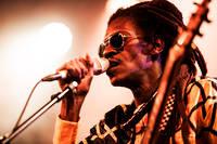 2012-09-12 - Cheikh Lô spelar på Kägelbanan, Stockholm