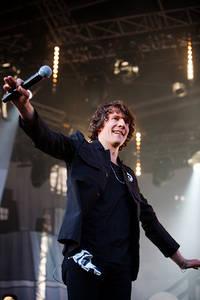 2013-06-08 - Håkan Hellström performs at Slottskogsvallen, Göteborg
