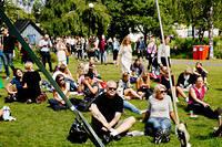 2013-08-09 - Områdesbilder spelar på Way Out West, Göteborg