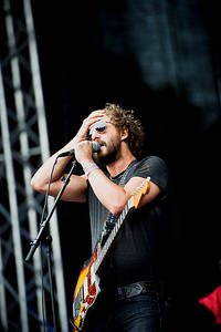 2013-08-10 - Phosphorescent performs at Way Out West, Göteborg