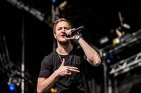 2014-06-26 - Imagine Dragons spelar på Bråvalla, Norrköping