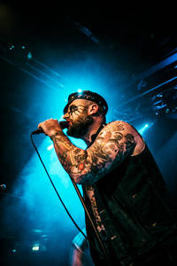 2014-11-02 - Turbonegro performs at Pustervik, Göteborg