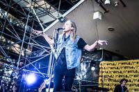 2015-08-01 - Thomas Stenström performs at Storsjöyran, Östersund
