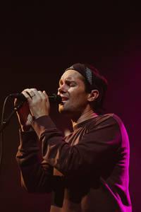 2015-08-27 - Rhye performs at Södra Teatern, Stockholm