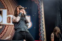 2016-07-15 - Amorphis performs at Gefle Metal Festival, Gävle