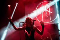 2016-07-15 - Myrkur spelar på Gefle Metal Festival, Gävle
