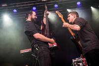 2016-07-15 - Ihsahn performs at Gefle Metal Festival, Gävle