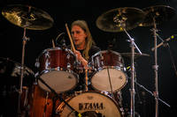 2016-07-15 - Tyranex performs at Gefle Metal Festival, Gävle