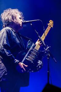 2016-10-09 - The Cure spelar på Globen, Stockholm