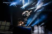 2017-01-27 - Green Day performs at Globen, Stockholm