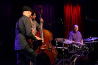 """2017-01-29 - Jeff """"Tain"""" Watts Trio performs at Fasching, Stockholm"""