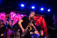 2017-02-01 - JazzKamikaze performs at Fasching, Stockholm