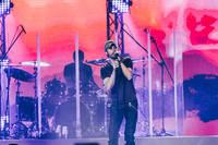 2017-05-03 - Enrique Iglesias spelar på Globen, Stockholm