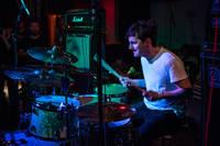 2017-05-05 - The physics house band spelar på A colossal weekend, Köpenhamn