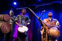 2017-06-13 - Nahawa Doumbia performs at Fasching, Stockholm