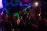 2017-06-24 - Lee Scratch Perry & Mad Professor spelar på Trädgård de luxe, Växjö