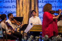 2017-06-28 - Kammarorkestern Musica Vitae spelar på Apelrydsladan, Båstad