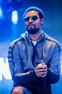 2017-08-10 - Danny Brown performs at Way Out West, Göteborg