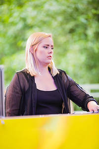 2017-08-11 - Anna Kohlin  performs at Way Out West, Göteborg
