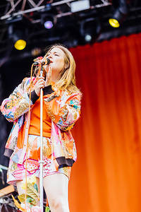 2017-08-12 - Linnea Henriksson performs at Way Out West, Göteborg