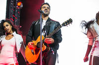 2017-08-12 - Luis Fonsi performs at Globen, Stockholm