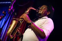2017-09-09 - Soweto Kinch performs at Fasching, Stockholm