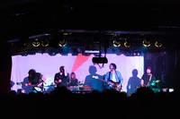 2017-09-11 - The Black Angels performs at Debaser Hornstulls Strand, Stockholm