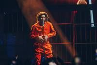 2017-10-01 - J Cole performs at Hovet, Stockholm